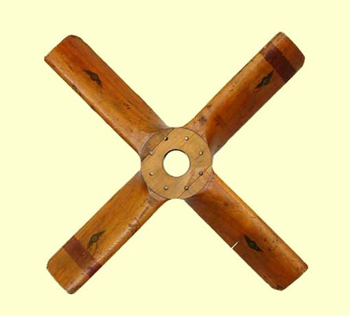 Identification of Wooden Propellers